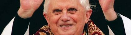 Ratzinger / Palpatine